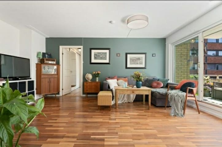 Cozy and central apartment in Rodeløkka