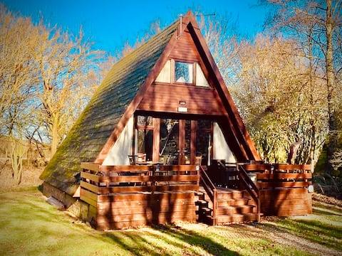 Beautiful Lodge at Grafham Water