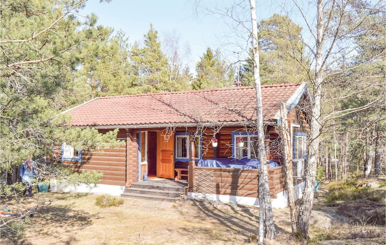 Holiday cottage with 3 bedrooms on 53m² in Ingarö