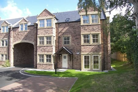 The Beacons, luxury apartment in centre of Hexham - Hexham - Apartmen