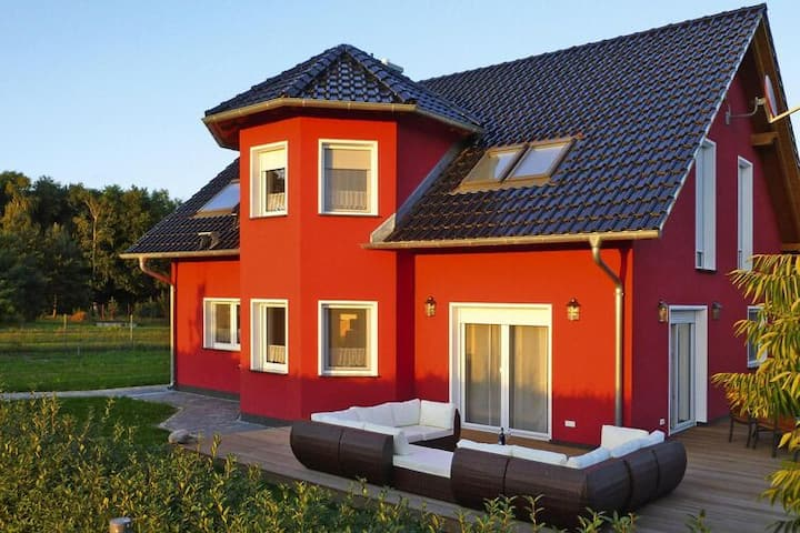 4 star holiday home in Storkow