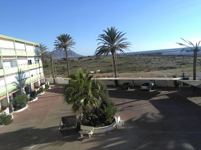Apartamento en Cabo de Gata con parking  y piscina - Cabo de Gata