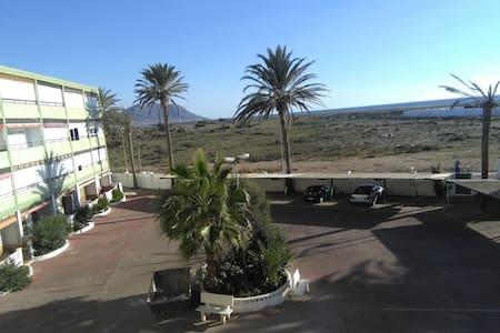Apartamento en Cabo de Gata con parking  y piscina - Cabo de Gata - Byt