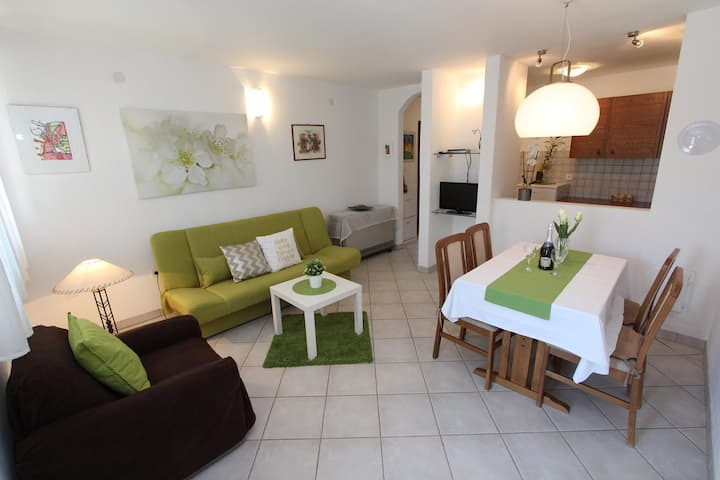 IRENA One-Bedroom Apartment