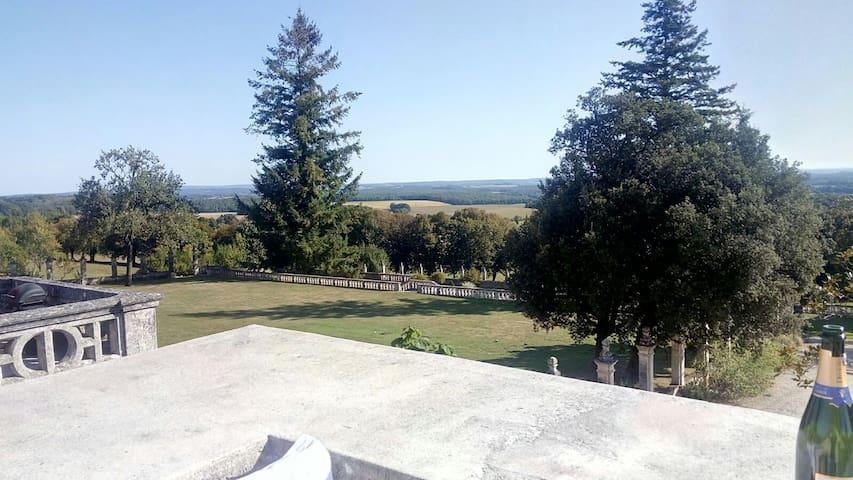 Le Chai Chateau de Charras Family - Entraigues-sur-la-Sorgue - House