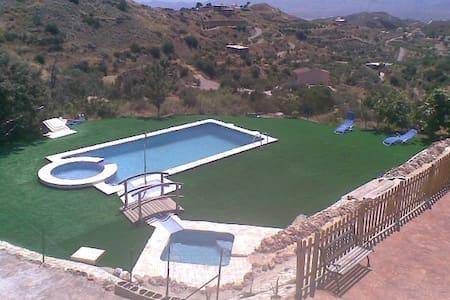 Alojamiento rural Los Castros - Bédar - Chalupa