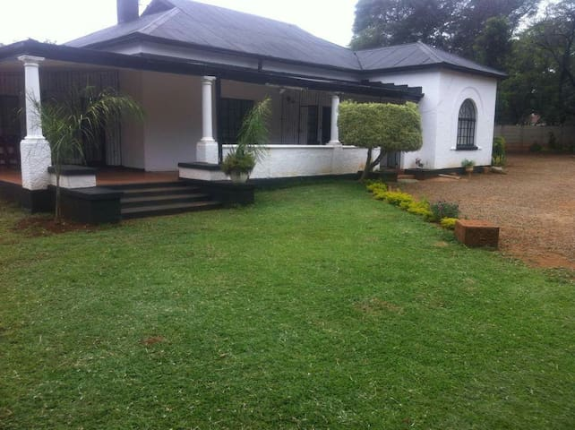 Double Bed  With Private  Bathroom - Bulawayo - Casa