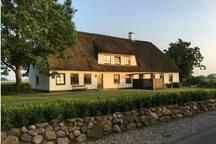 Wohnen unterm Reetdach an der Schlei / Ostsee