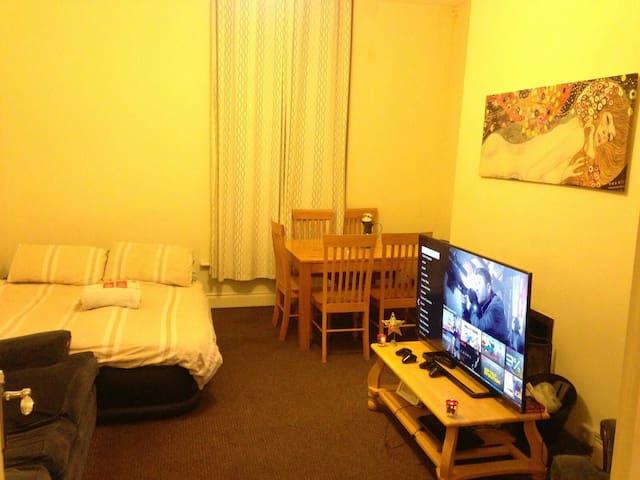 FRIENDLY FLAT CLOSE TO CITY CENTRE - Ballsbridge - Apartment