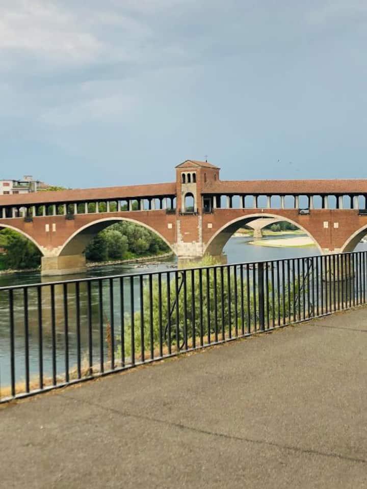 Pavia Lungo Ticino Sforza