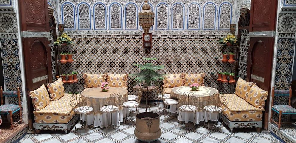 Dar El-Safi Room hajja