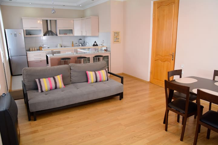 Nest house-cozy guesthouse in the centre - Kutaisi - Apartament