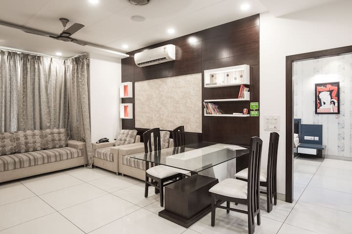 Luxury Inn - Home with Five Star Facilities