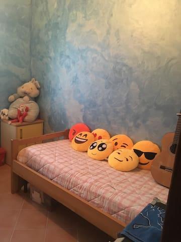 Single comfortable room
