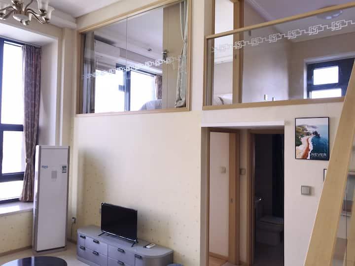 门头沟上岸地铁两居室双大床