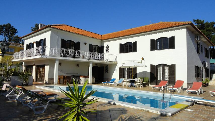 Villa to rent, heated pool, Lisbon. - Sintra - House