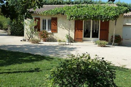 Gîte La Grangette - 奧朗熱(Orange) - 自然小屋