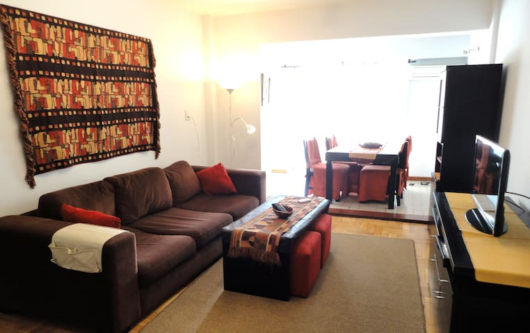 Bright with two bedrooms & a terrace - บัวโนสไอเรส - อพาร์ทเมนท์