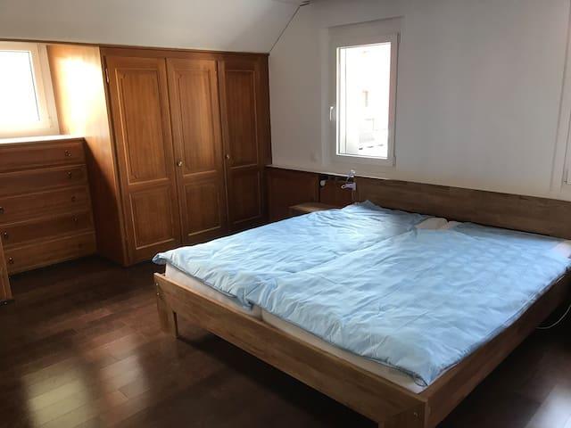 Ferienwohnung 100 m2