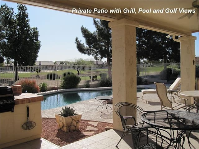 Executive Golf with Pool at Westbrook Village