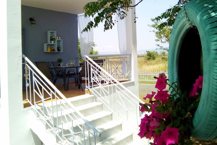 Valley House 120 m2- Portaria Beach  Chalkidiki