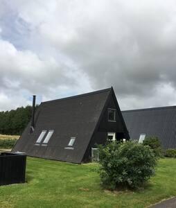 Hyggeligt golfhus i Himmerland - Farsø