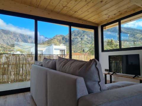 Geheel nieuw penthouse met een spectaculair uitzicht