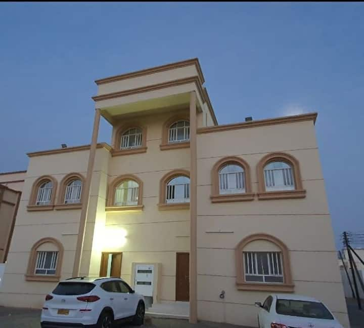 Family appartment in Sur
