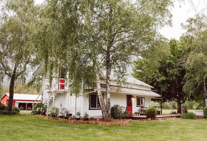 River Front Farm House