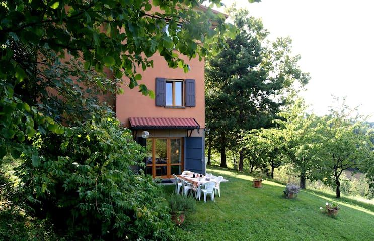 La casa sui colli di Bologna - San Lorenzo in Collina - Casa