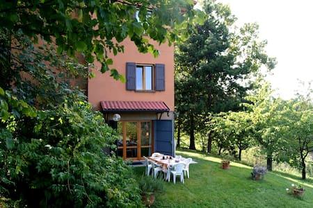 La casa sui colli di Bologna - San Lorenzo in Collina - 独立屋