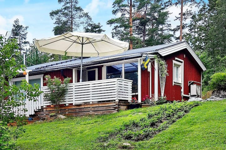 4 person holiday home in MARIEFRED