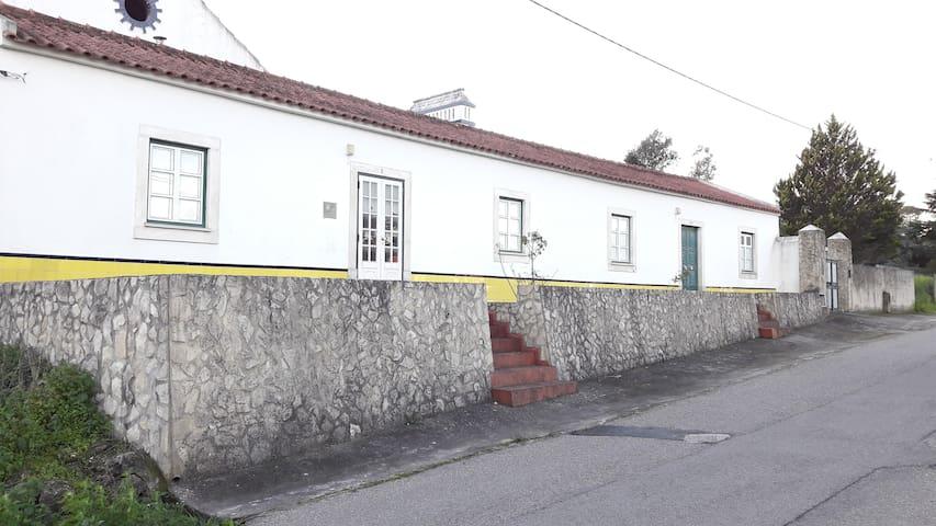 Casa da Buganvília - Vale de Santarém - House