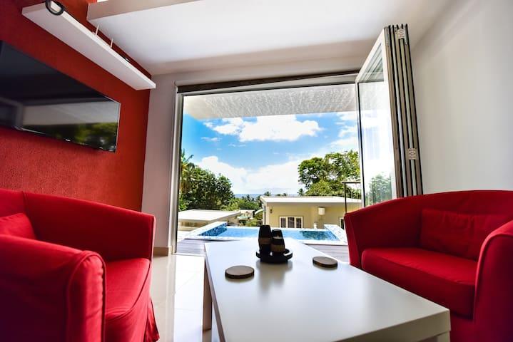One Bedroom - Self Catering Villa