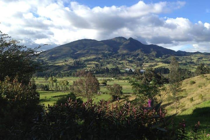 Habitación en casa de campo vía al Neusa, Cogua - La Plazuela - Other