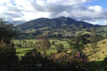 Habitación en casa de campo vía al Neusa, Cogua