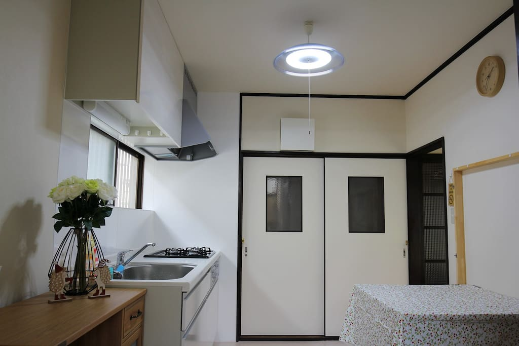2F kitchen