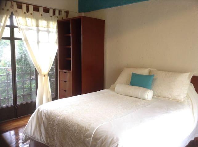 Hermosa habitación en Coyoacan