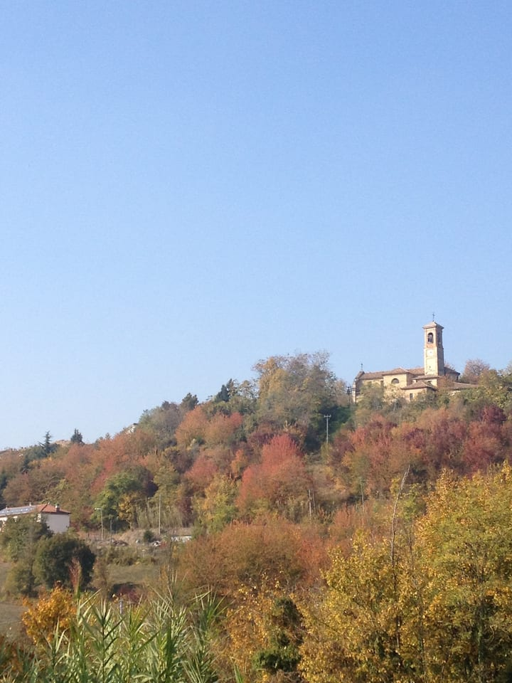 North West Italy. Nature and great food.