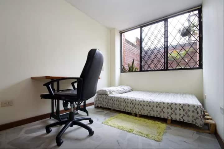 MCSA #2 - Multi Cultural Shared Apartment