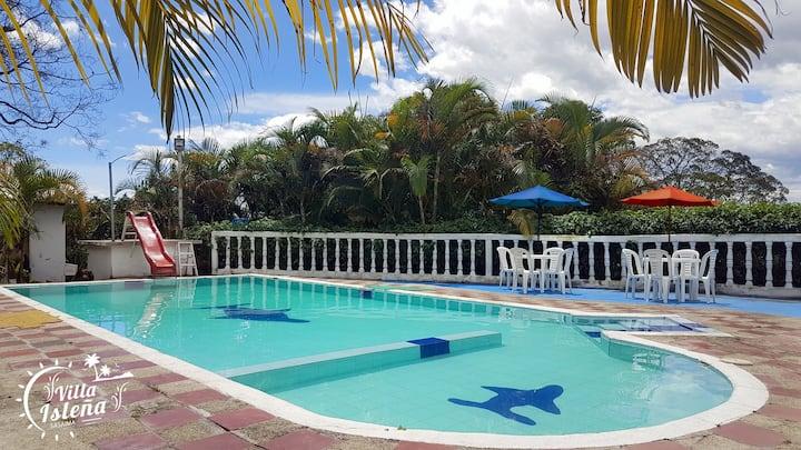 Villa Isleña - ¡Diversión y Naturaleza para ti!