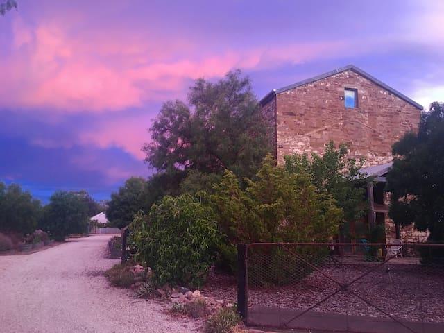 Butterworth Mill Burra SA