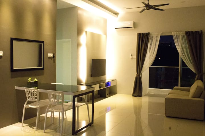Contemporary Apartment @ Balakong - Batu 9 Cheras - Flat