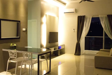 Contemporary Apartment @ Balakong - Batu 9 Cheras