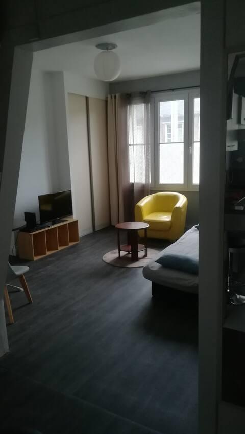 Appartement entier F2 Cherbourg en Cotentin