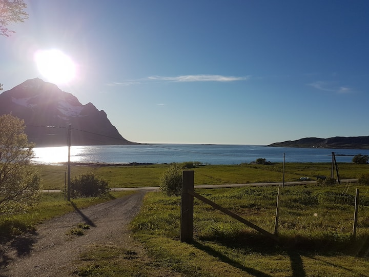 Nappstraumen Seaview Holiday home
