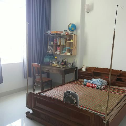 ROOM FOR RENT, CENTER OF NHA TRANG CITY