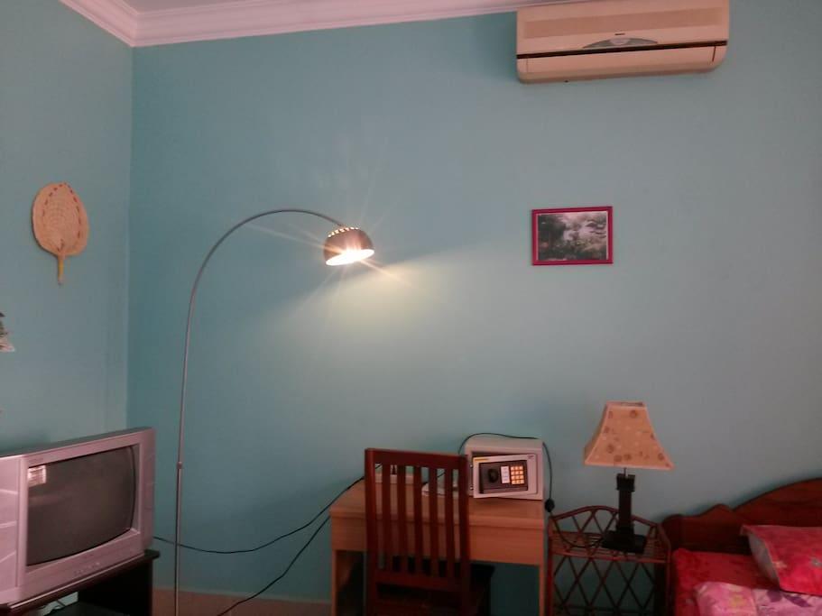 Deluxe Room Ausstattung