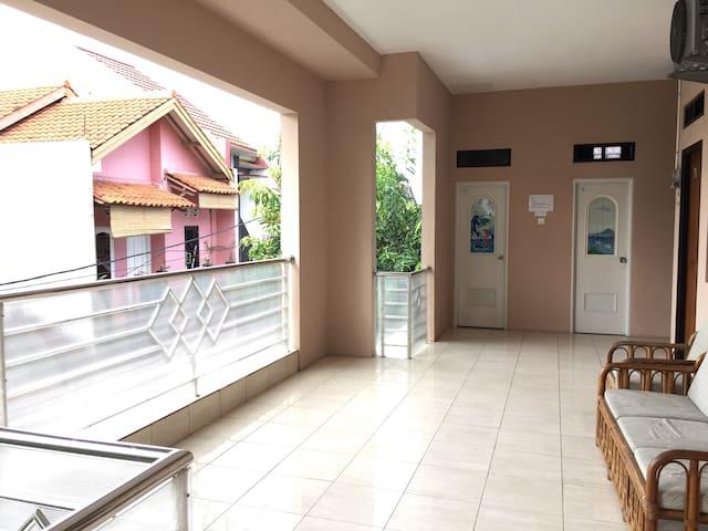 Pondok Cilegon Indah(PCI)-Room Rent - Kecamatan Cibeber - 一軒家