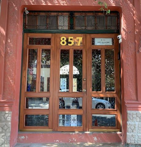 Barrio Antiguo/para Mujer/Cuarto privado/Downtown